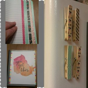 The many faces of washi tape!